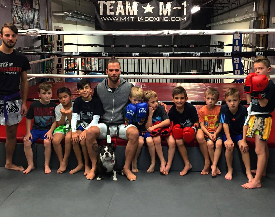 kickboxing for kids 20