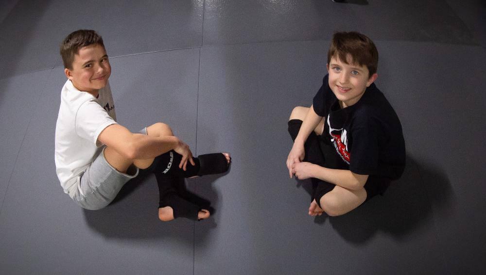 kickboxing for kids vaughan 8
