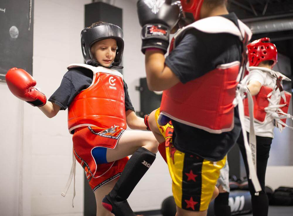 kids muay thai vaughan 2