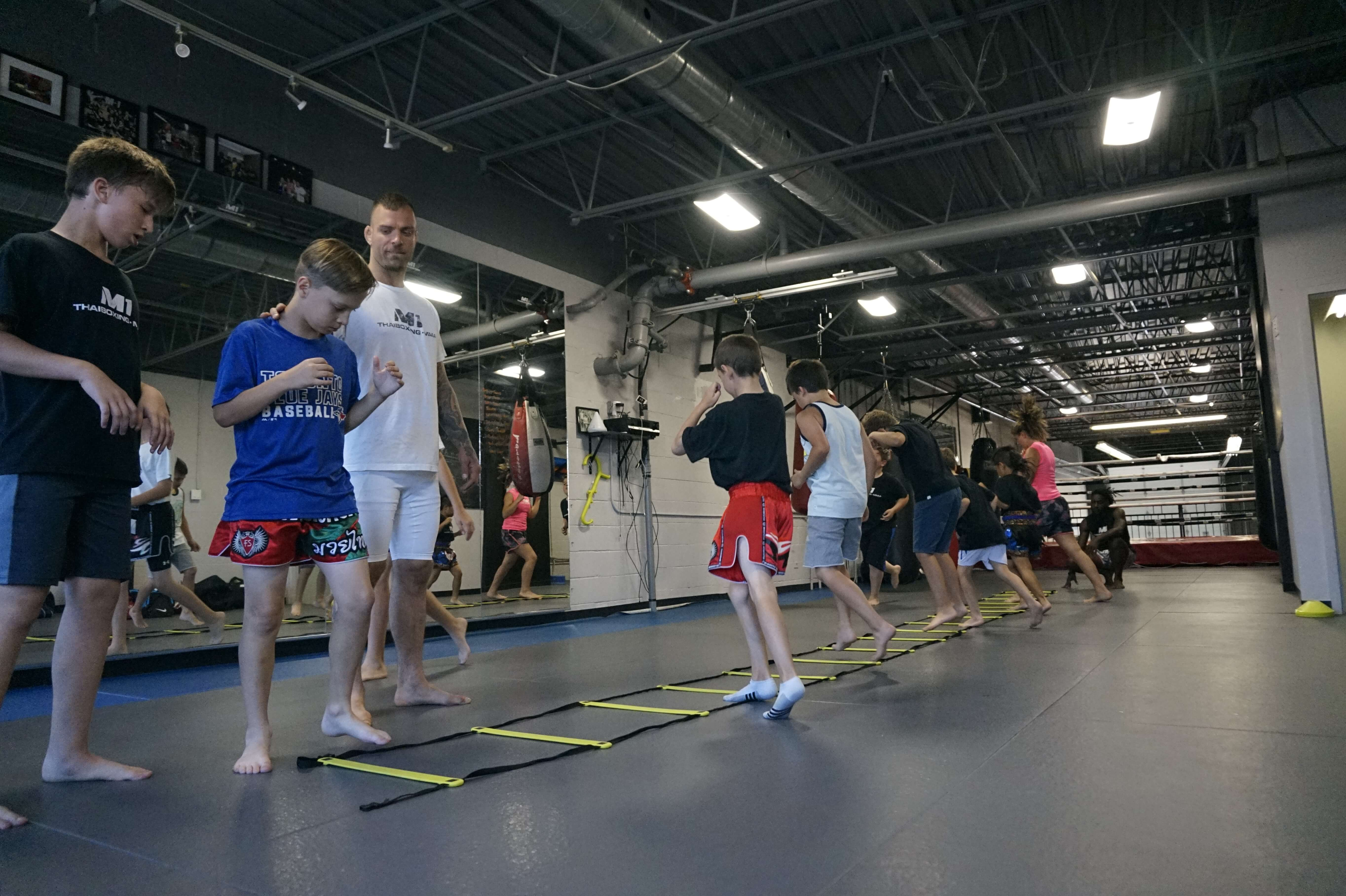 mma for kids 10