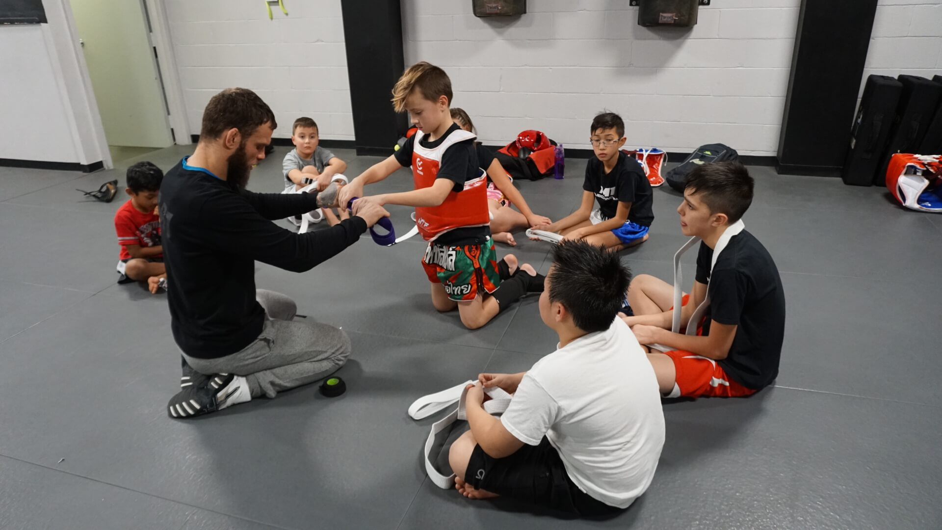 mma for kids 30