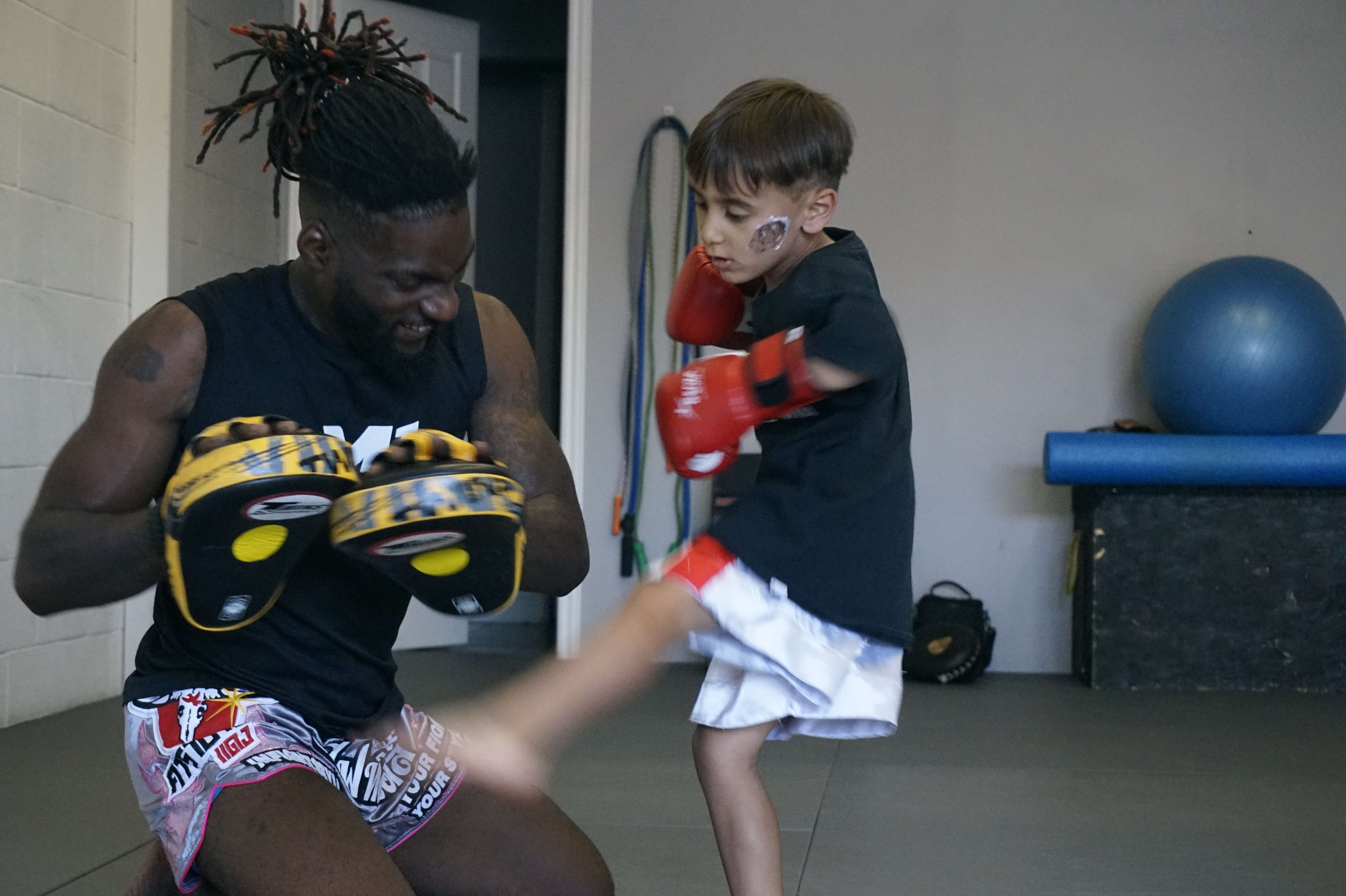 mma for kids 7