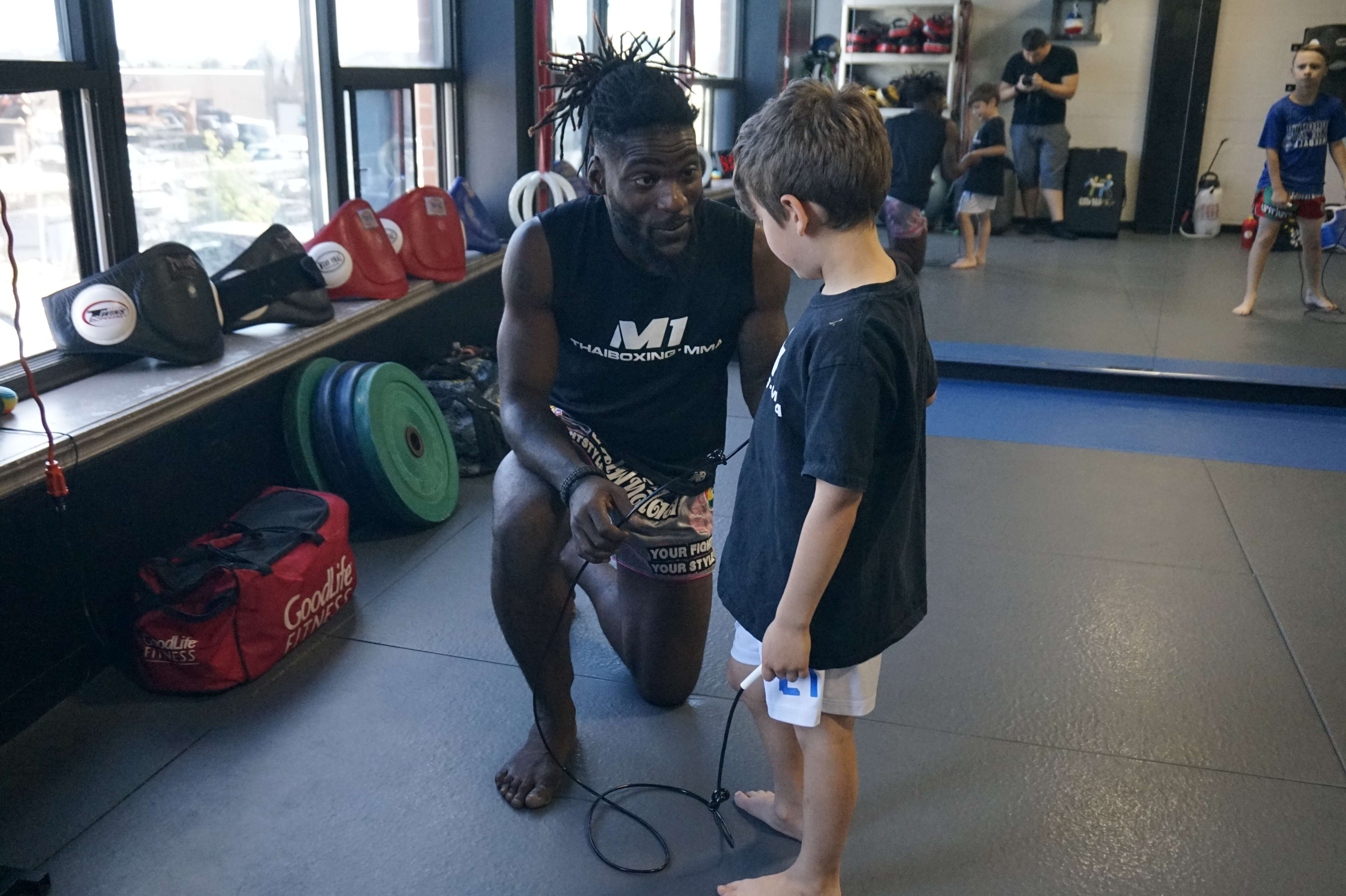 mma for kids 9