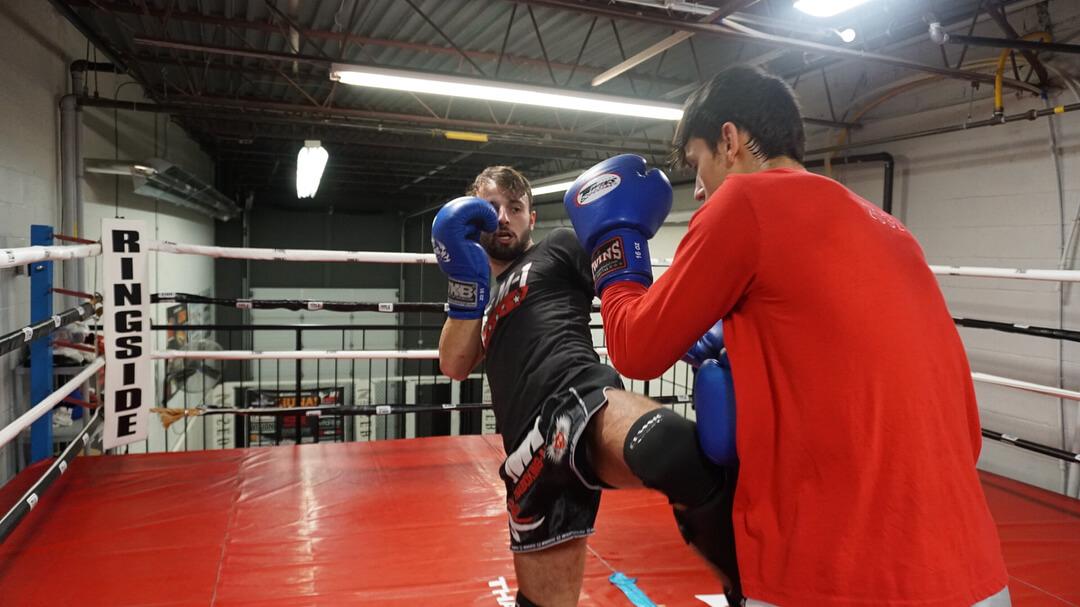 muay thai training 2