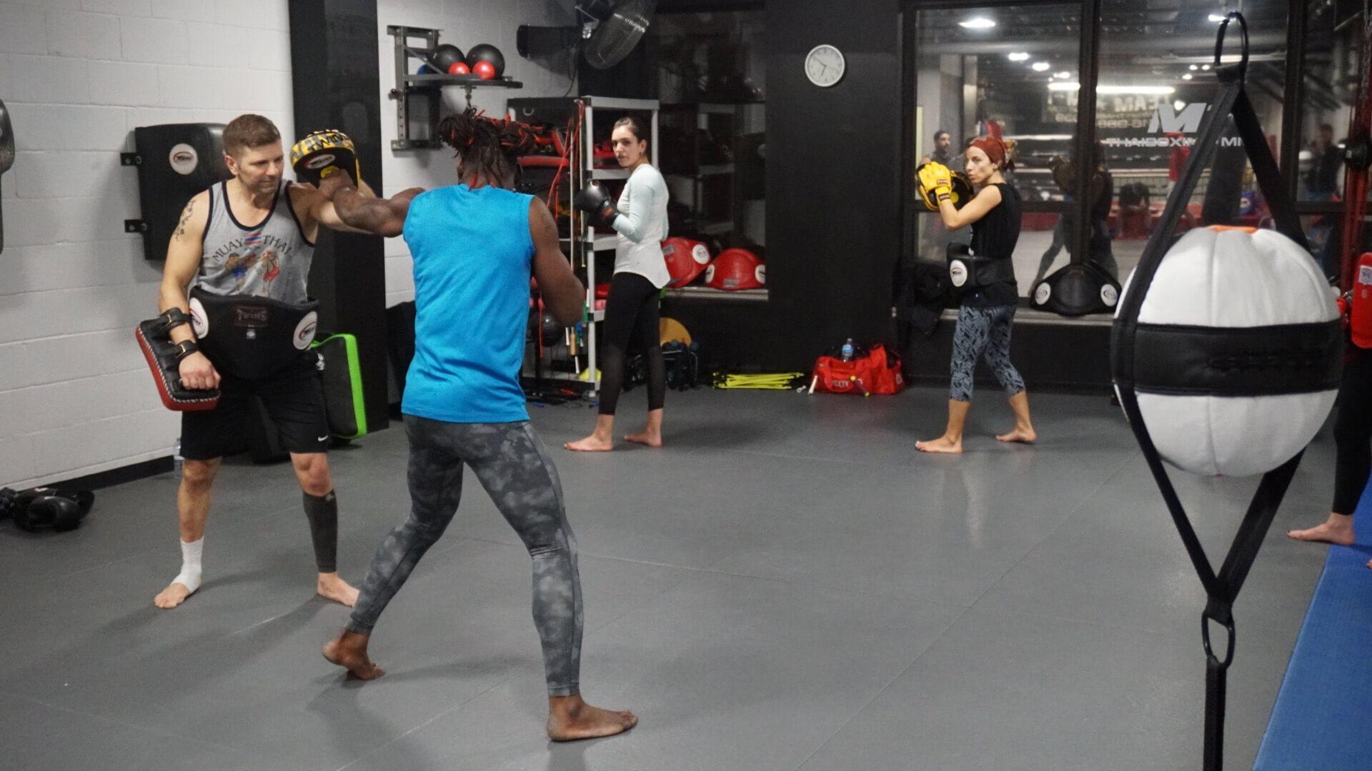 muay thai training 7