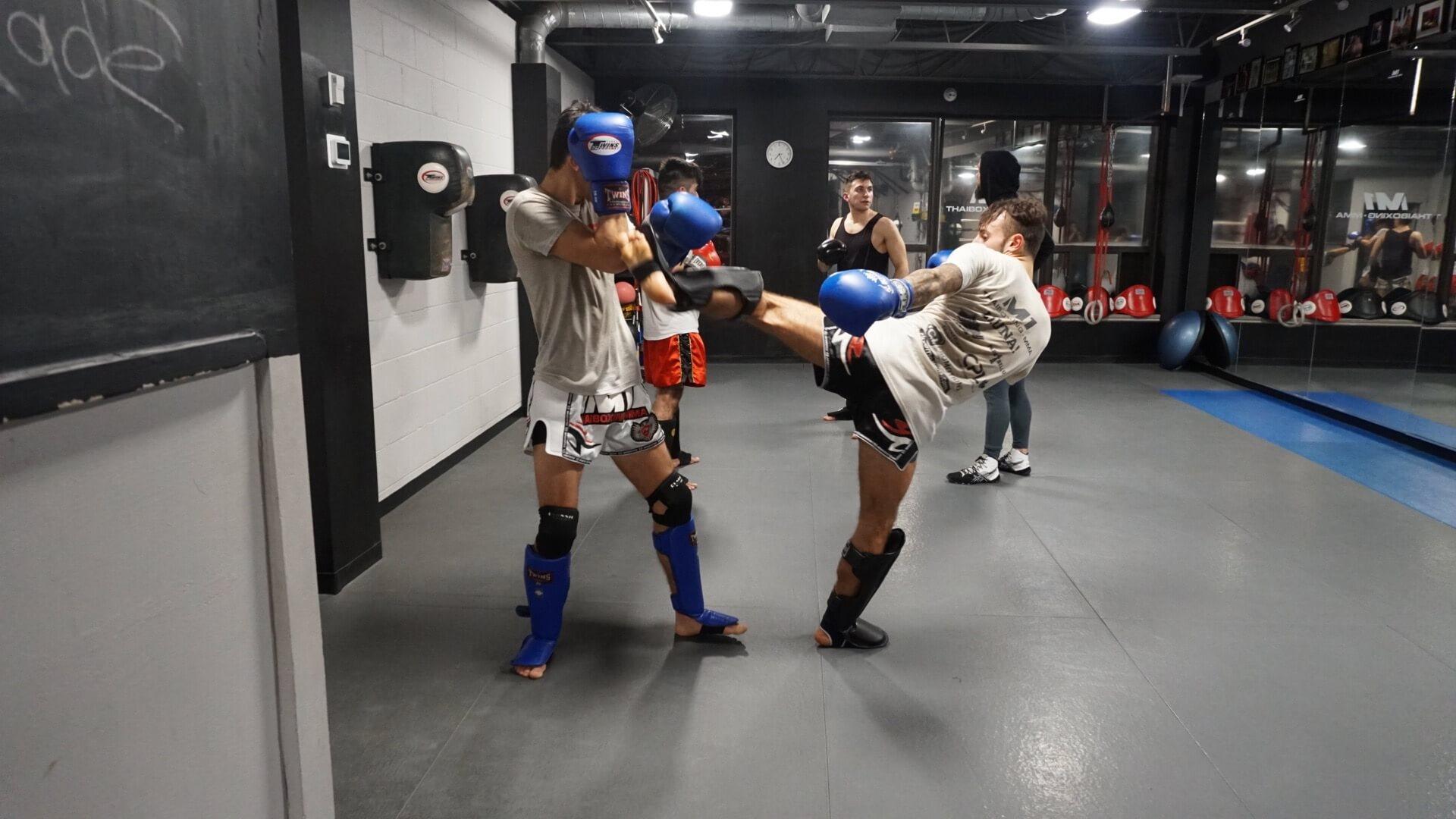 muay thai training 8