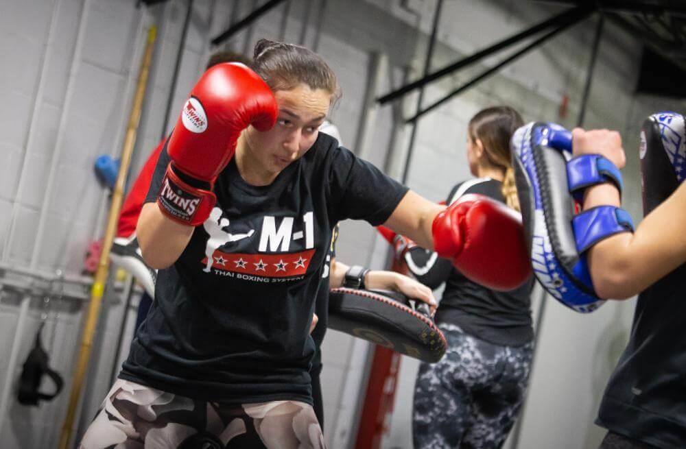 boxing training vaughan 4