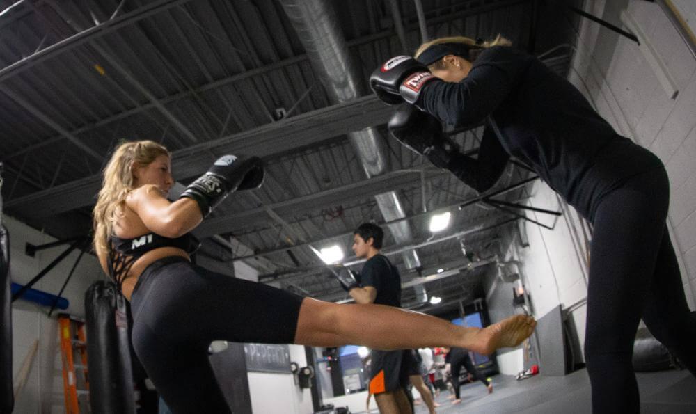 kickboxing classes vaughan 3