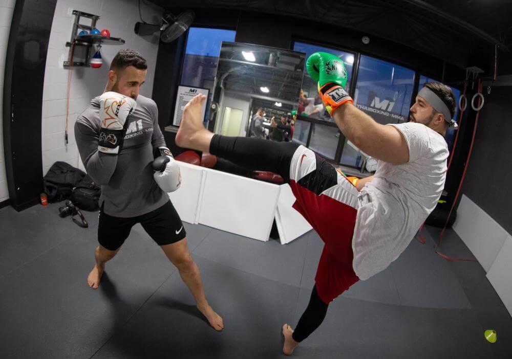 kickboxing classes vaughan 4