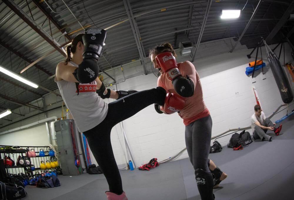 kickboxing classes vaughan 8