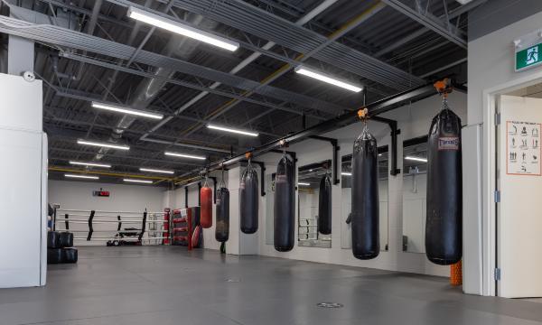 kickboxing gym