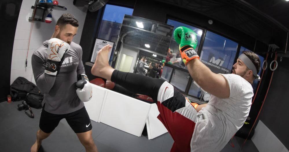 kickboxing gym vaughan 1